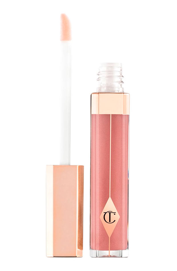 brillos de labios Lip Lustre Pillow Talk de Charlotte Tilbury