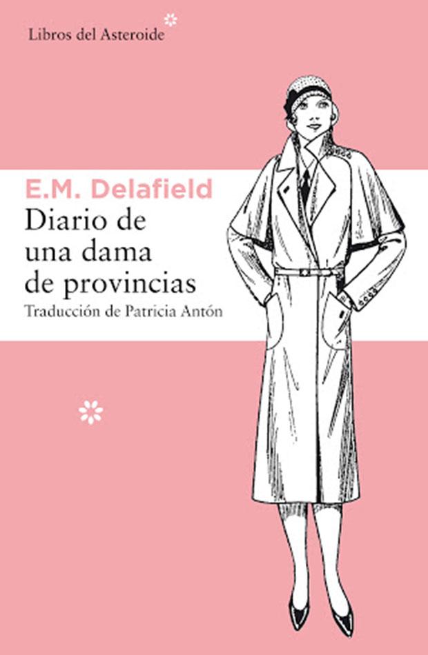 libros de risa E. M. Delafield Diario de una dama de provincias