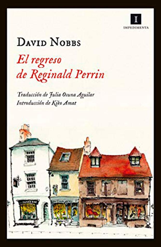 libros de risa El Regreso De Reginald Perrin - David Nobbs
