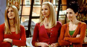 Los looks de Friends que fueron tendencia y que vuelven a serlo ahora