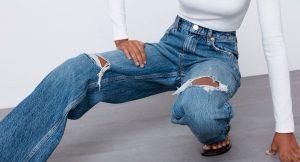 Los pantalones wide leg que adoran las amantes de la comodidad
