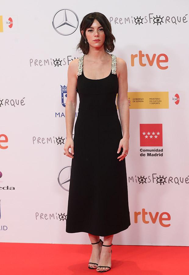Vicky Luengo en los Premios Forqué 2021
