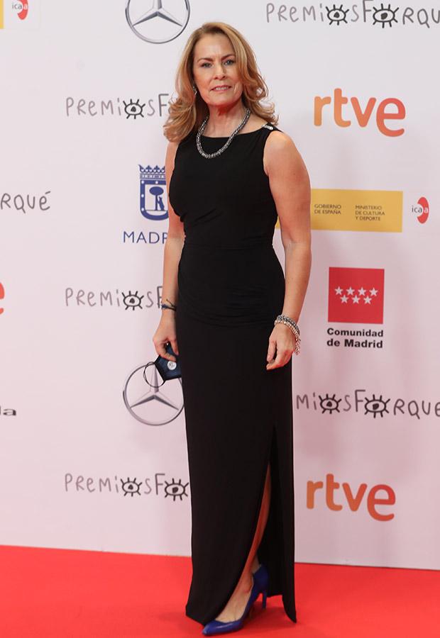 Theresa Zabel en los Premios Forqué 2021