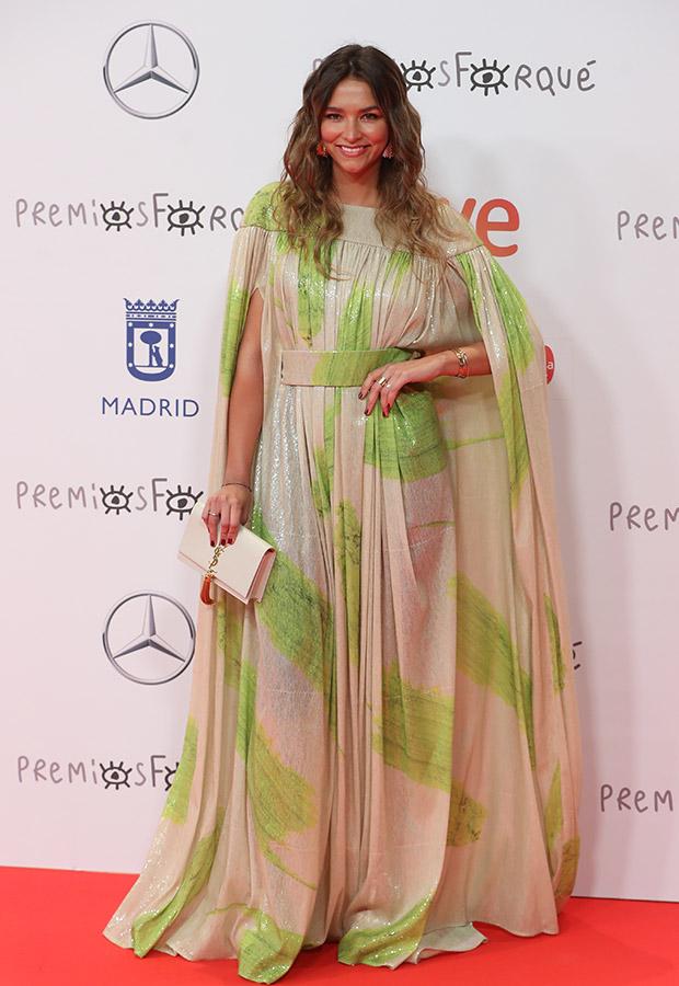 Juana Arias en los Premios Forqué 2021