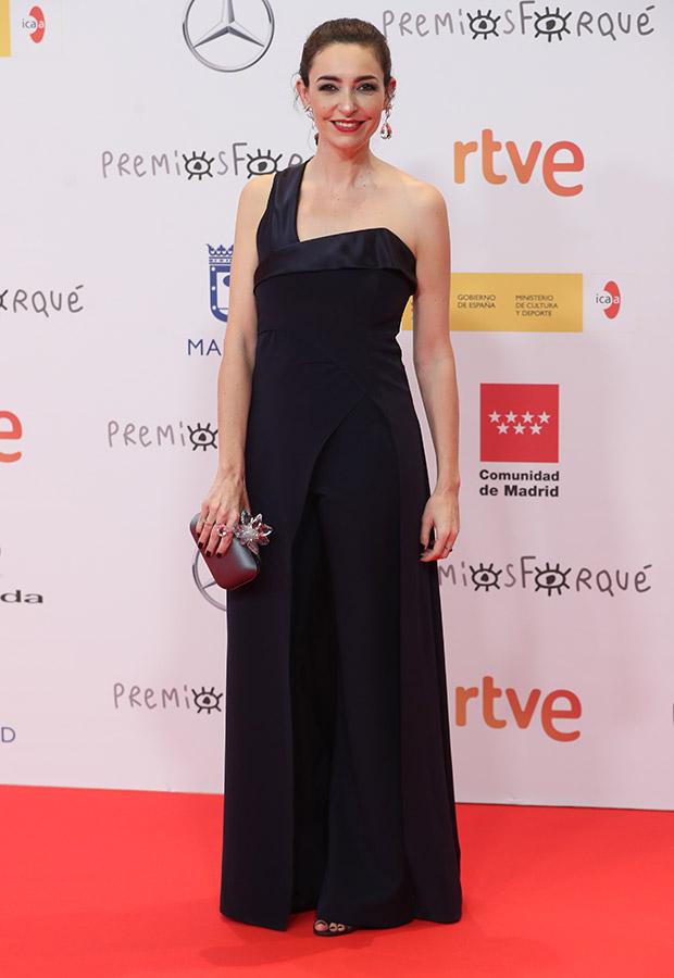 María Palacios en los Premios Forqué 2021