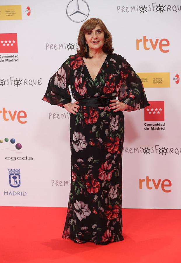 Ane Gabarain en los Premios Forqué 2021