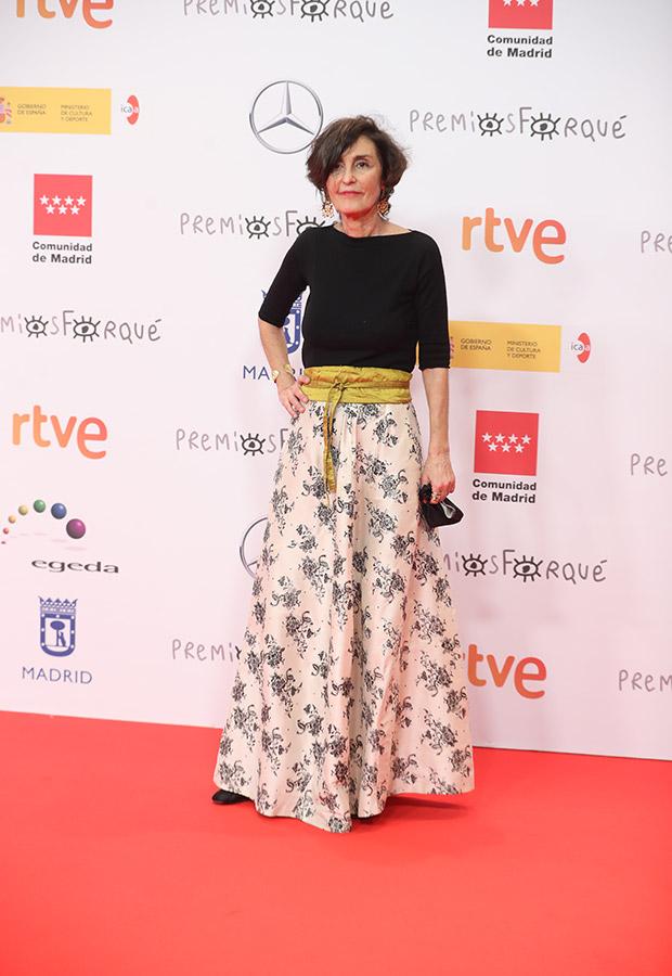 Beatriz de la Gándara en los Premios Forqué 2021