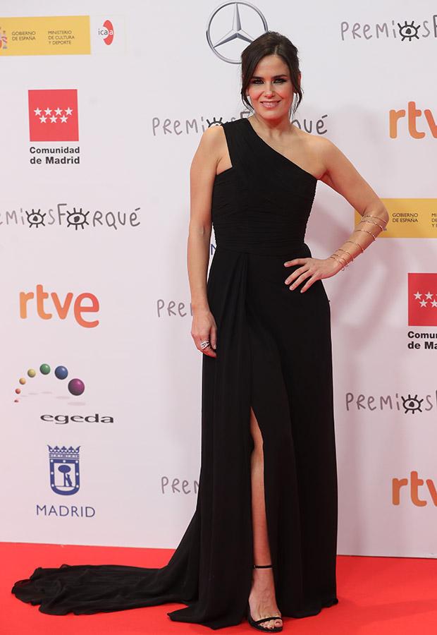 Elena Sánchez en los Premios Forqué 2021