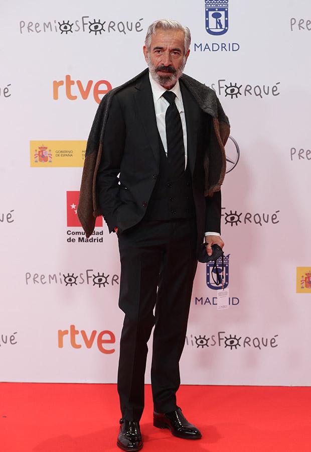 Imanol Arias en los Premios Forqué 2021