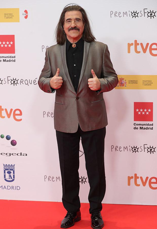 Luis Cobos en los Premios Forqué 2021
