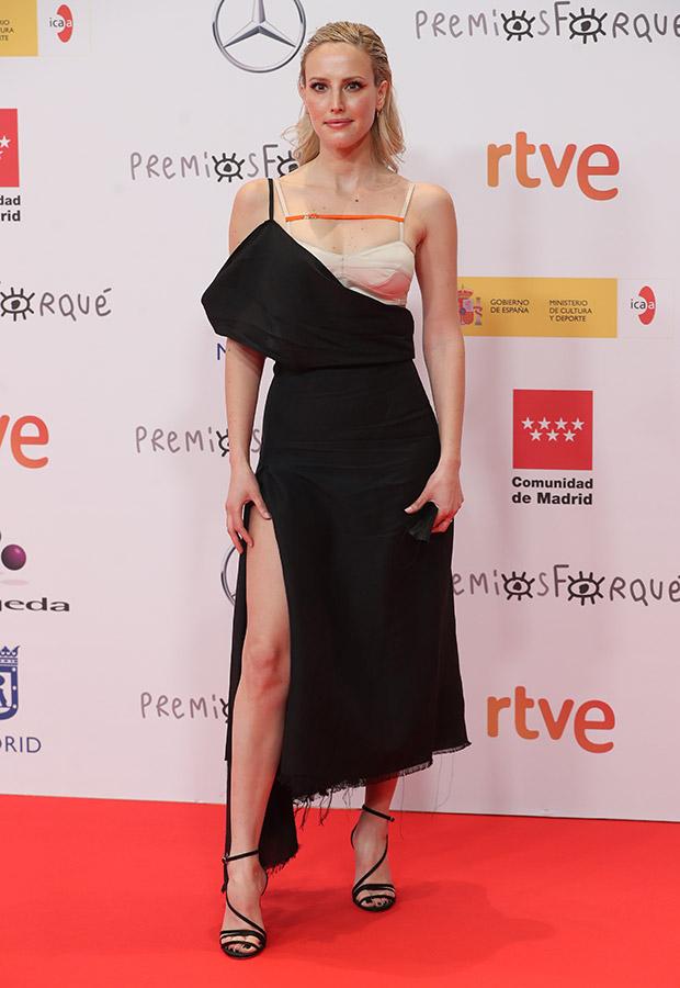 Natalia de Molina en los Premios Forqué 2021