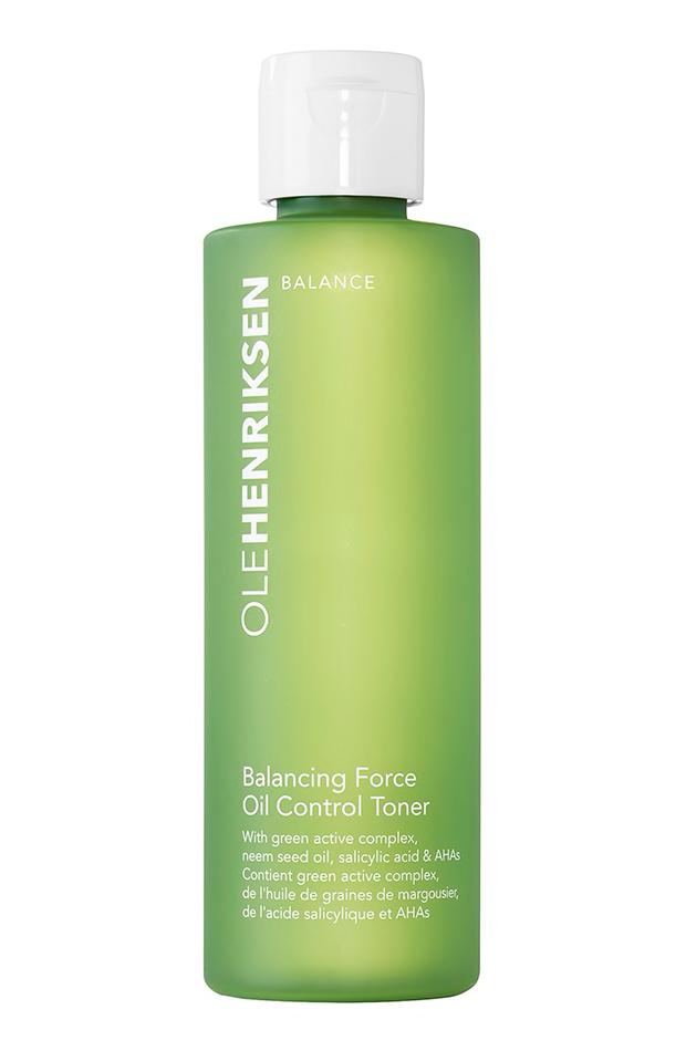 Productos matificantes Balancing Force Oil Control Toner - OleHenriksen
