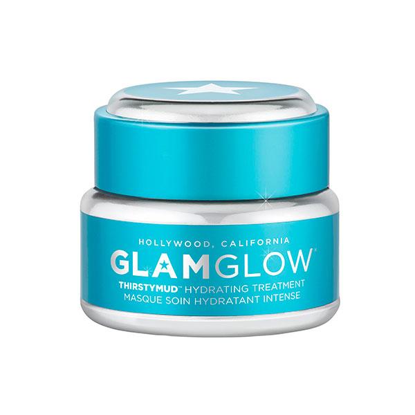 Mascarilla Hidratante Thirstymud de GLAMGLOW secreto de Drew Barrymore