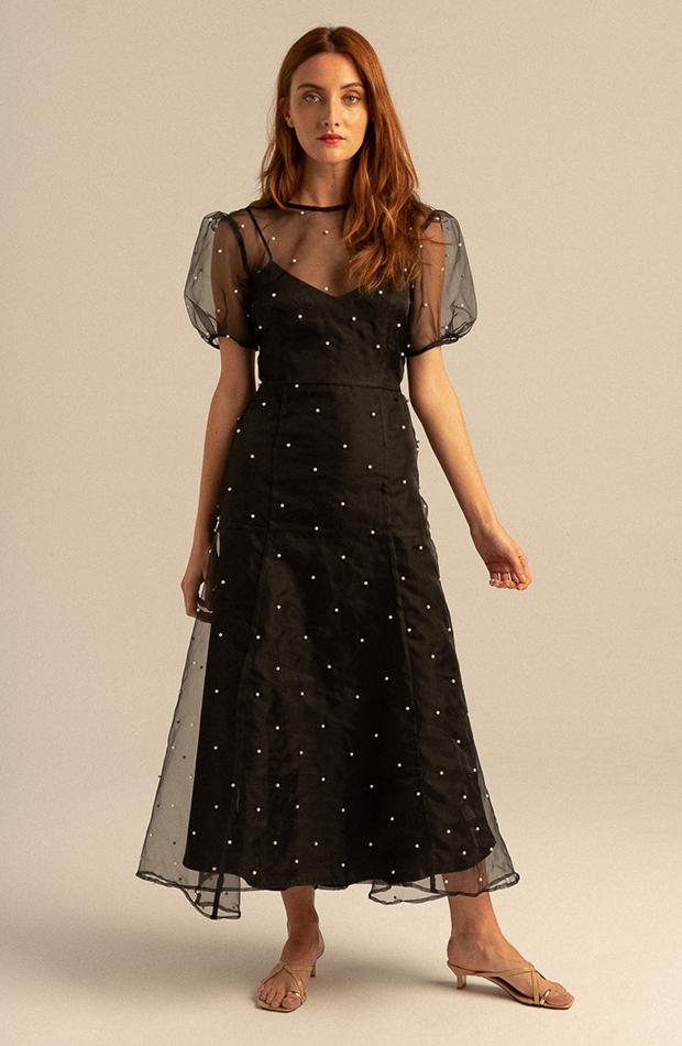 Vestido de Amlul negro