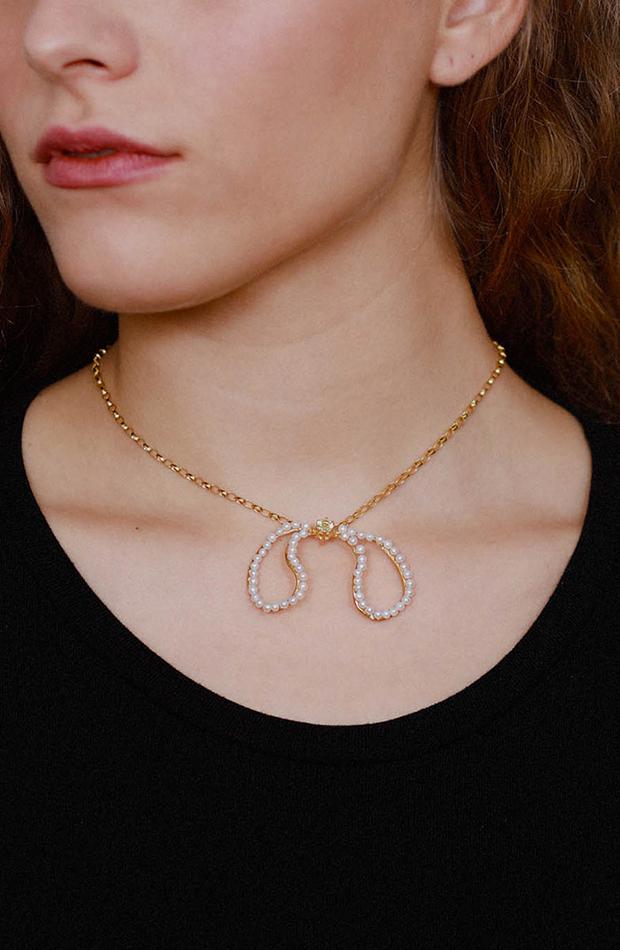 tendencias joyas Collar de Beatriz Palacios