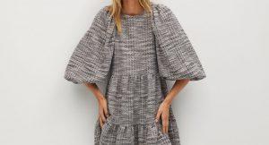 Vestido de manga abullonada: la prenda a tener en cuenta