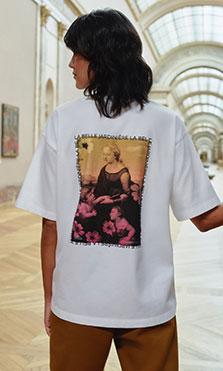Uniqlo lanza la colección UT junto al Museo del Louvre