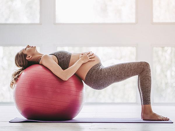 Alimentación y actividad física durante el embarazo