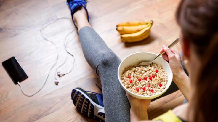 Alimentos deporte