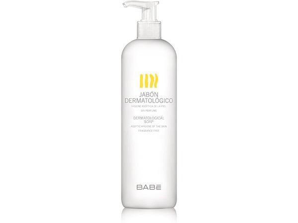 Jabón dermatológico de Babé
