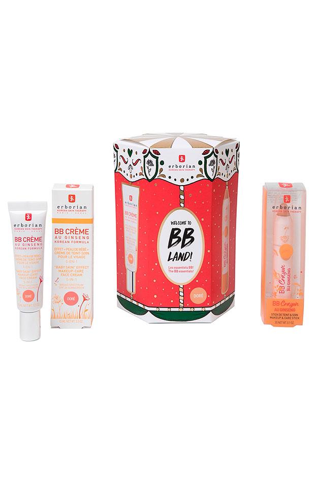 BB Creams con protección solar Set de Erborian