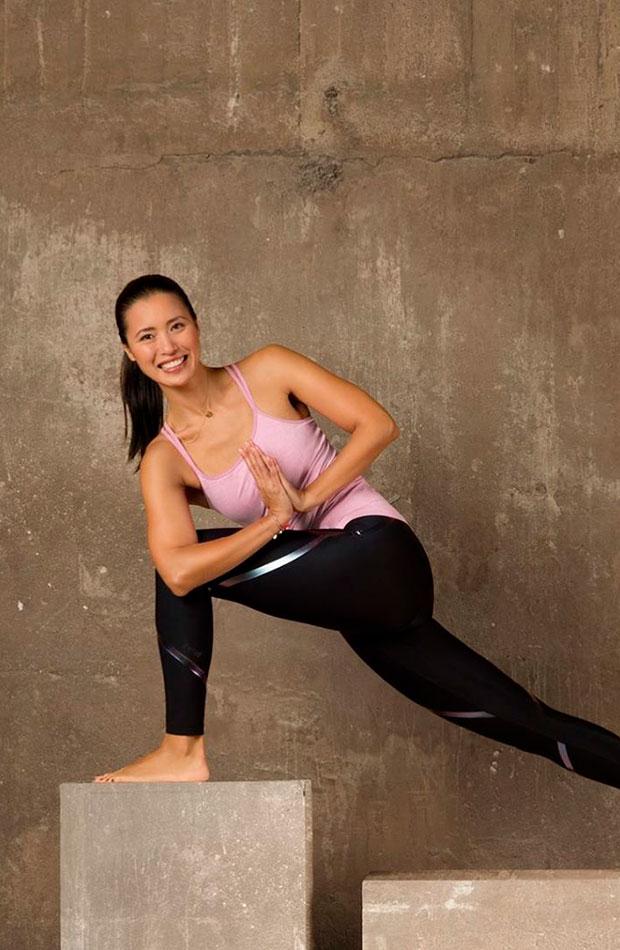 Xuan Lan Yoga canales de Youtube para hacer deporte en casa