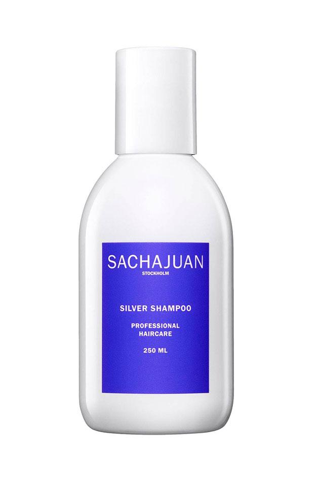 champús para rubias Silver Shampoo de SASHAJUAN