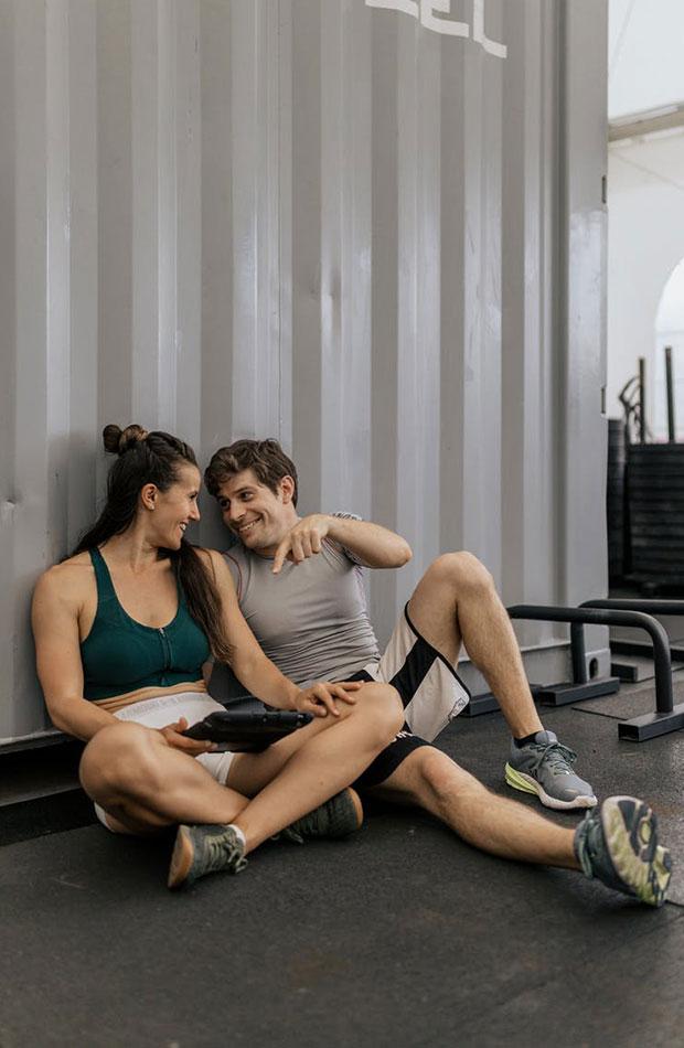 Mejor en compañía claves para motivarse con el deporte