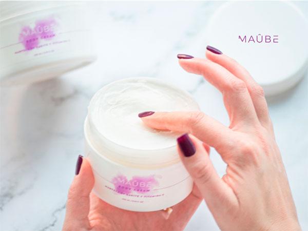 crema hidratante corporal Maûbe