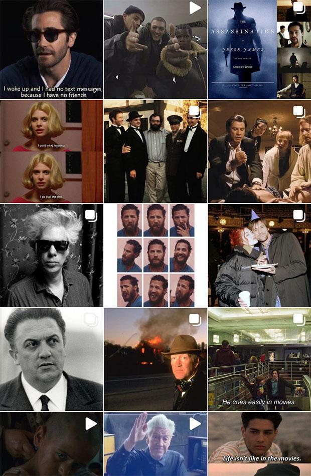 @cinema.language cuentas de instagram sobre cine y televisión