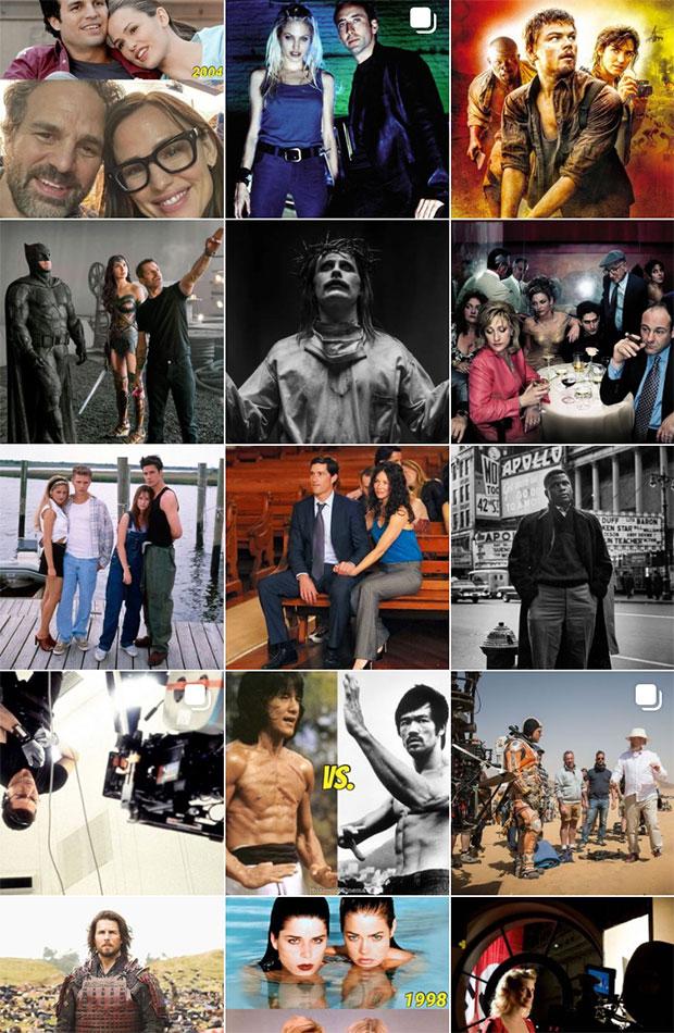 cuentas de instagram sobre cine y televisión