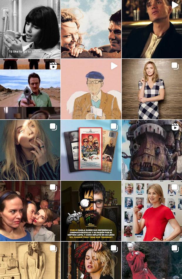 mundo_peliculas cuentas de instagram sobre cine y televisión