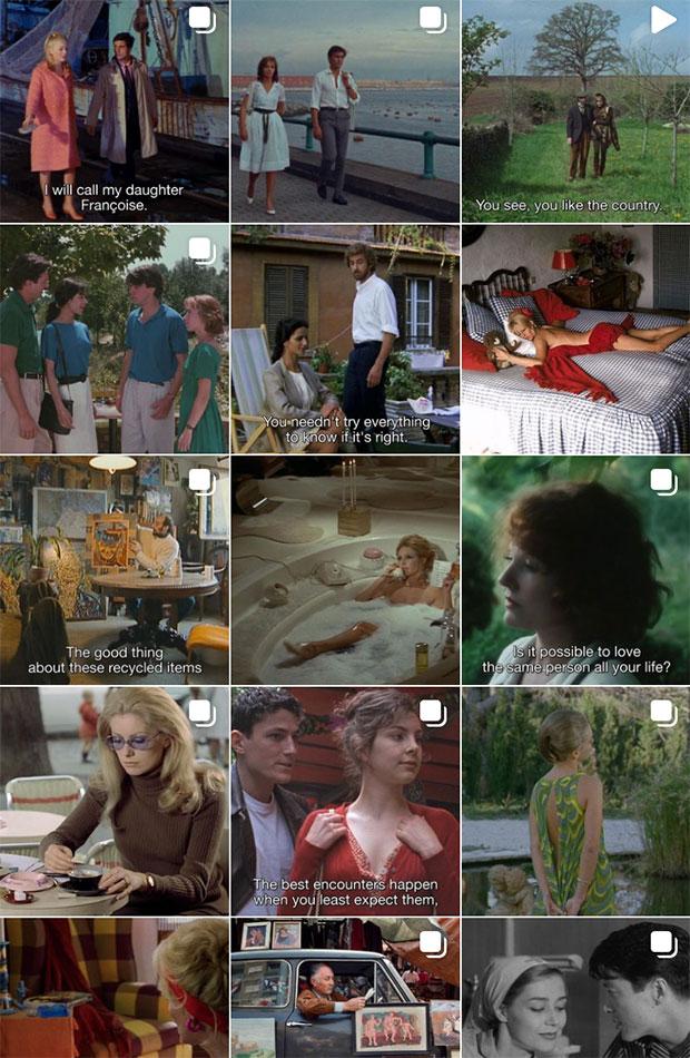 nouvellevaguefr cuentas de instagram sobre cine y televisión