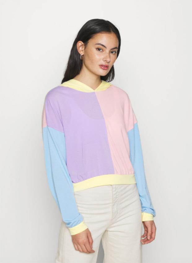 Jersey multicolor de Missguided