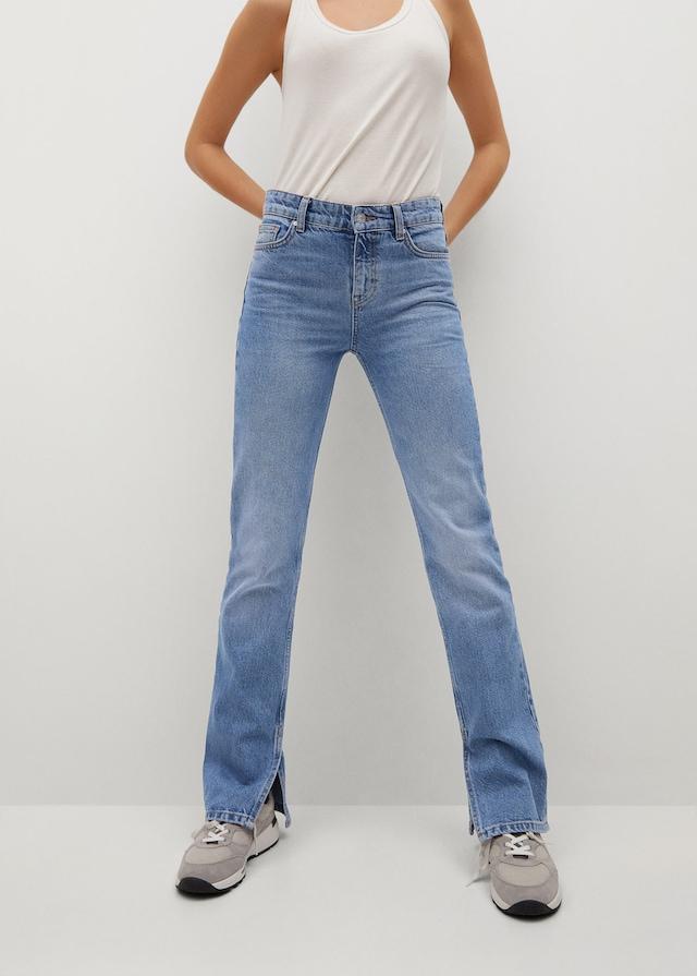 Jeans con aberturas