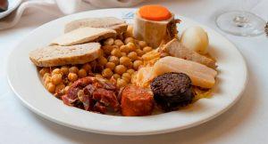 Los mejores restaurantes de cocido de Madrid