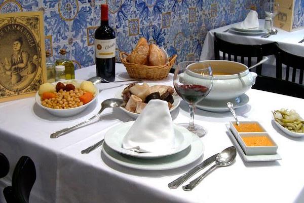 Los mejores restaurantes de cocido de Madrid: La Daniela