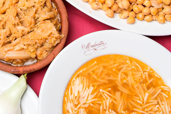 Los mejores restaurantes de cocido de Madrid: Malacatín