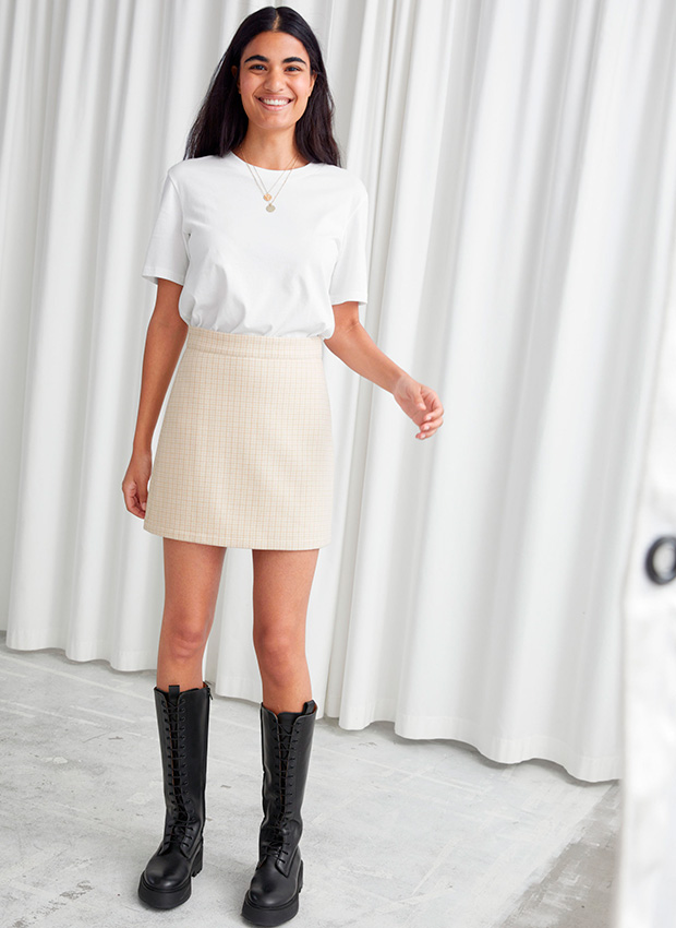 Minifalda de & Other Stories