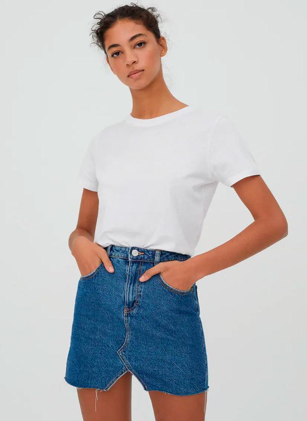 Minifalda de Pull & Bear