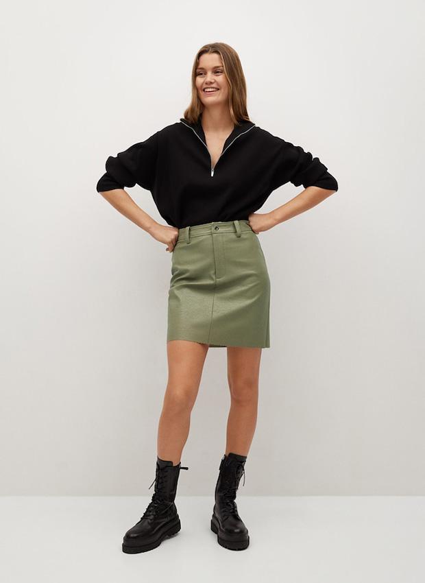 Minifalda de Mango