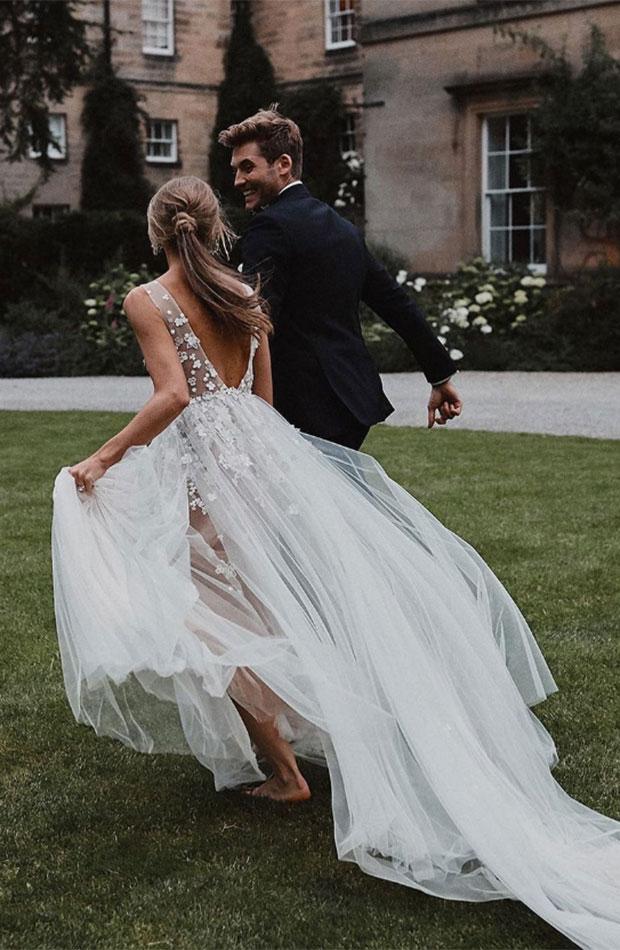 novias que inspiran en instagram