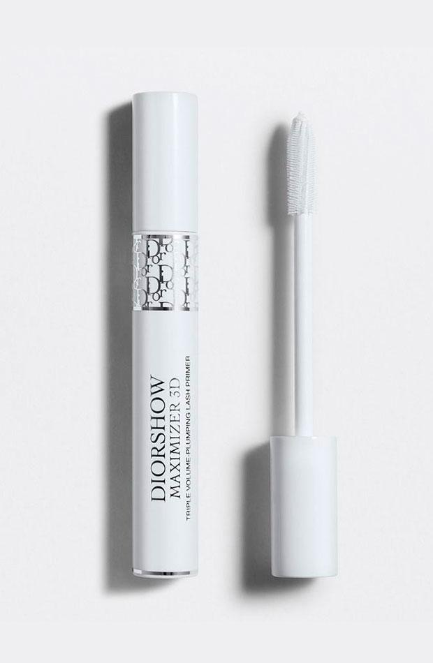 Serum-base de máscara de Dior potenciar tus pestañas
