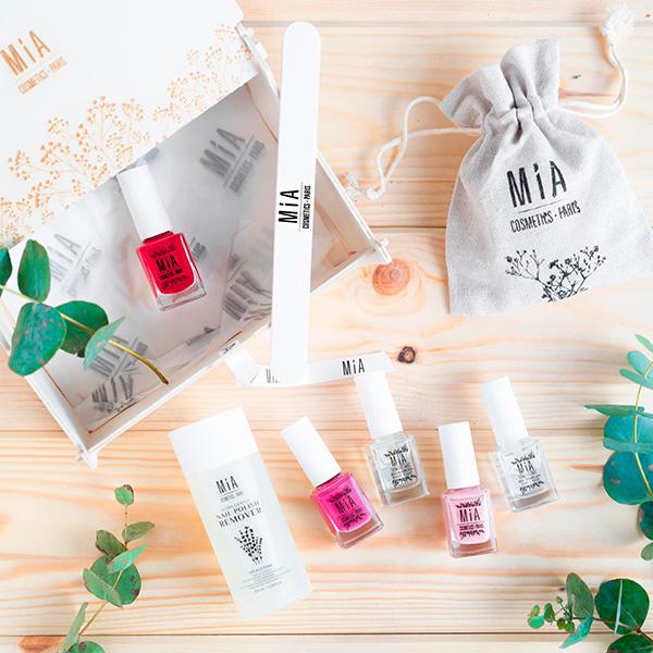 Caja beauty de Mia Cosmetics