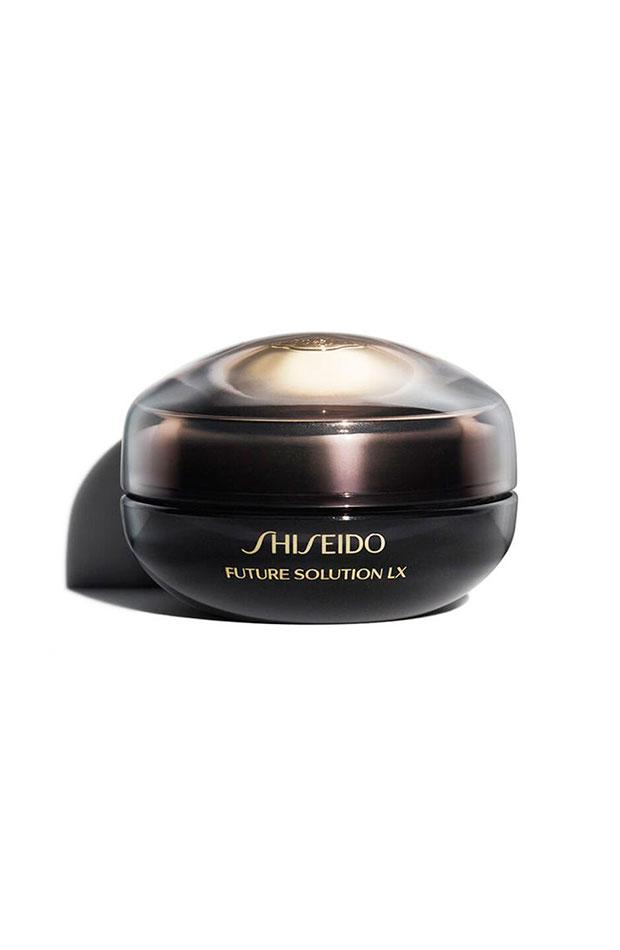 sérums labiales Eye and Lip Contour Regenerating Cream de Shiseido