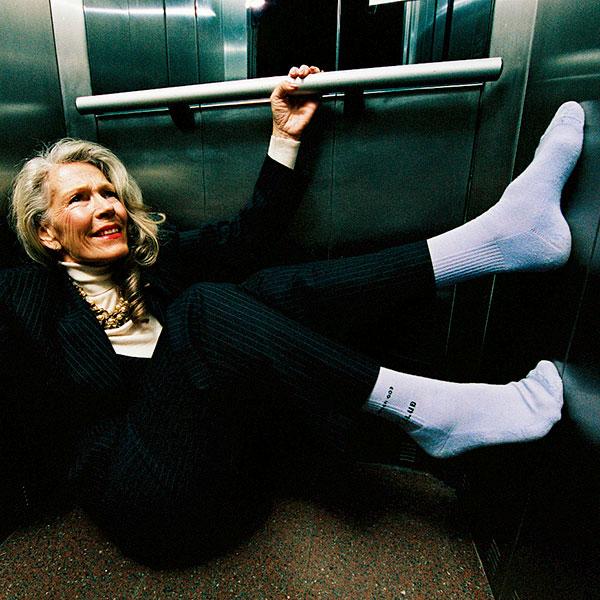 © The College Club calcetines tendencias fotos campaña