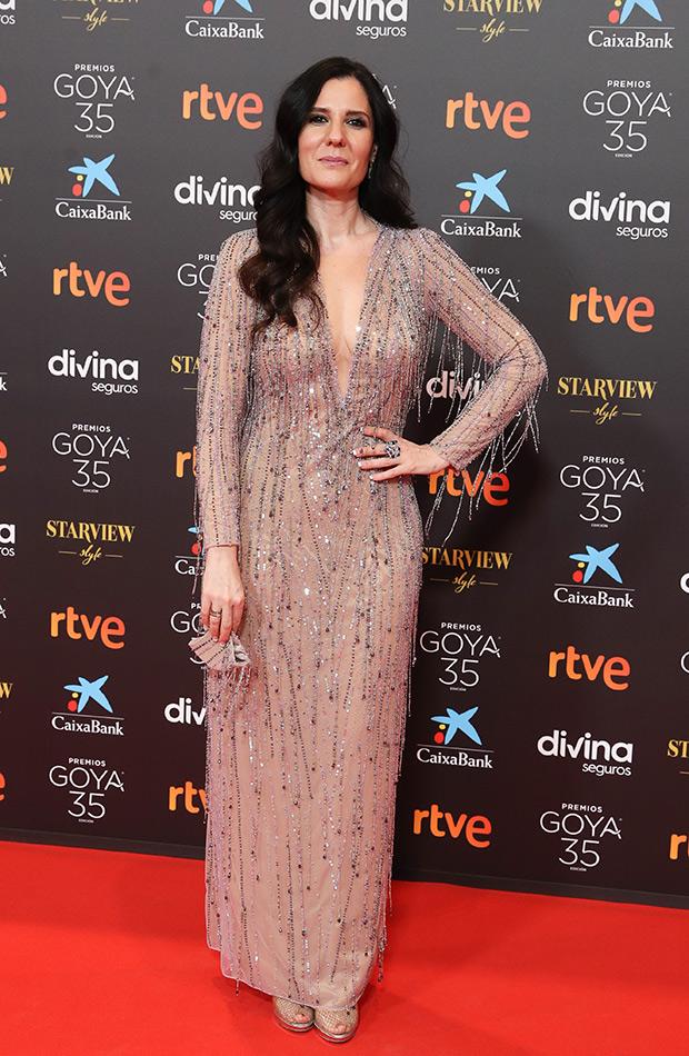 Diana Navarro en los Premios Goya 2021