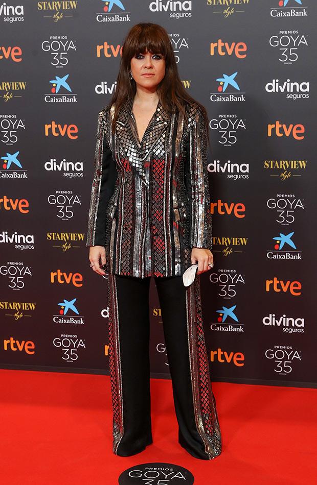 Vanessa Martín en los Premios Goya 2021