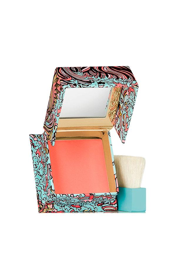 Mini GALifornia Blush de Benefit Cosmetics coloretes duraderos