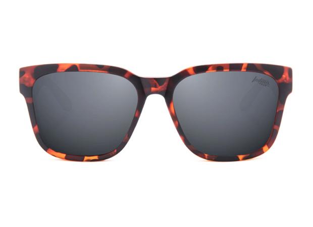 Gafas de sol de efecto carey